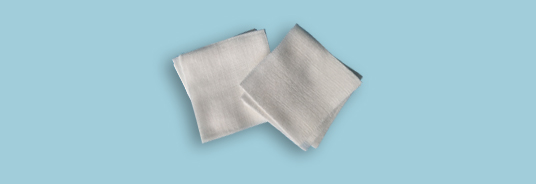 Is the gauze block and medical degreasing gauze block in the family a kind of goods